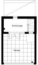 Third Floor floorplan